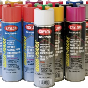 Krylon Quik-Mark Inverted Marking Paint