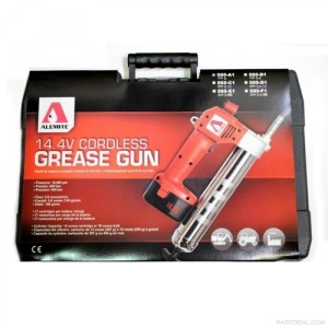 battery powered grease gun