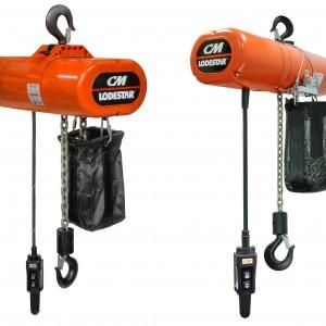 powered hoist
