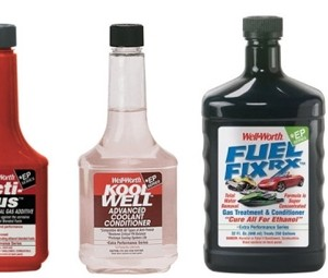well worth performance additives