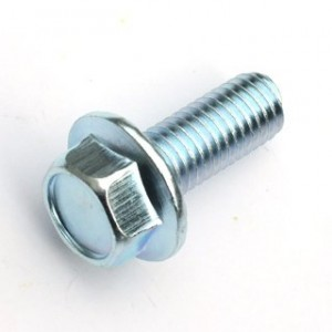 hex flange bolts