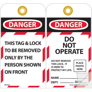 safety labels and tages