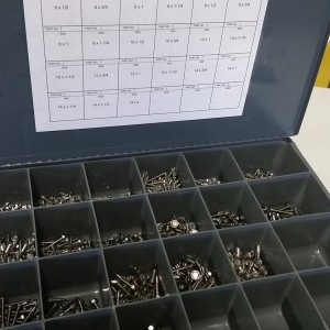stainless steel tex screws