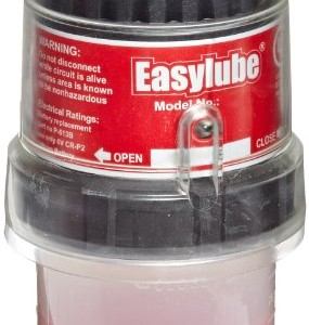 Alemite easy lube grease lubridcator