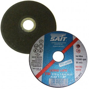 Sait Inox Cutting Disc