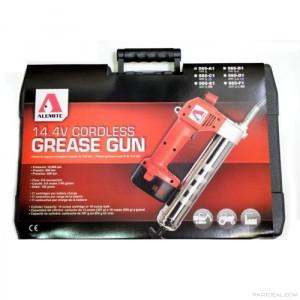 battery powered grease gun
