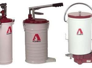 manual lubrication pumps
